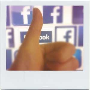 FB thumbs up